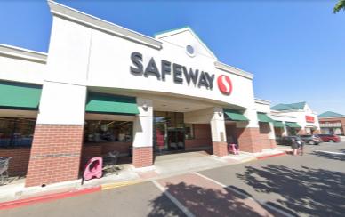 Safeway Bus Stop location